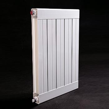铜铝复合型散热器75x75